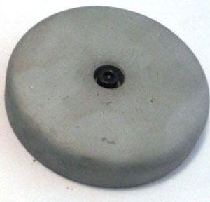 00102VET-1: 100mm Disc Transom Anode