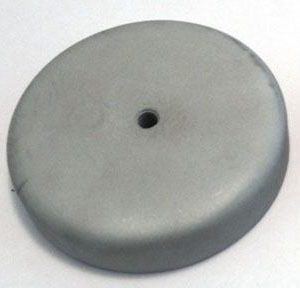 00102VET: 100mm Disc Transom Anode