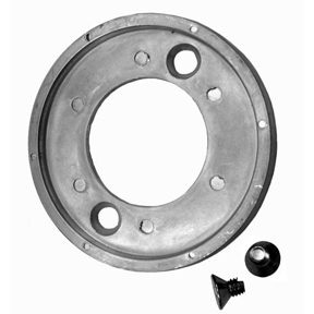 00114A Volvo Penta V-17 Prop Ring Anode 250/270/275 Series (2-60702A)