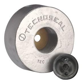 00152: 3.9kg Disc Transom/Stern Anode