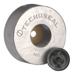 00152: 3.9kg Disc Transom/Stern Anode