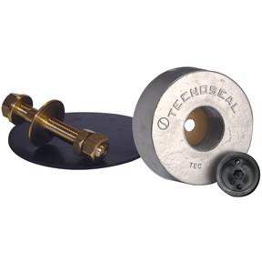 00153: 4.2kg Disc Transom/Stern Anode & Kit