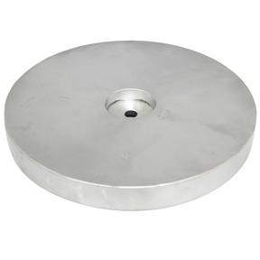 00156: 7.0kg Disc Transom/Stern Anode