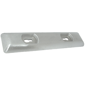 00274E Bolt On Bar Sealine Hull Anode