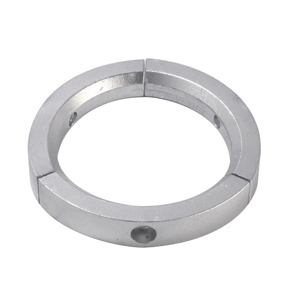 00728: Collar Anode (3 pieces) for Volvo 3 Blade Sail Drive - 4 Blade Folding Prop