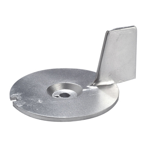 00802: Skeg Anode for Mercury 25 HP Series