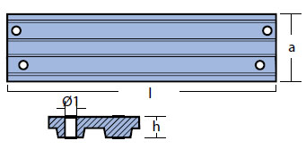 00816 Mercury Anode Technical Drawing