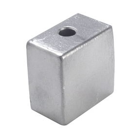 00907: Cube Anode for OMC 50-60-70-90-140 HP/Johnson 50-115-120-140 HP/Evinrude 50-140-200 HP