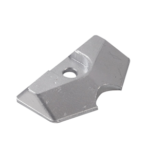 01117: Plate Anode for Yamaha 2-2.5-3-4-5-6 Series