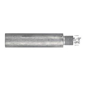 02001: Pencil Anode for GM Diameter 19mm x Length 85mm