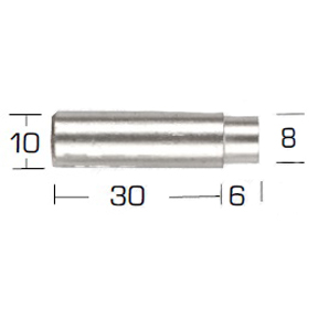 02030: Pencil Anode for Onan Diameter 10mm x Length 30mm