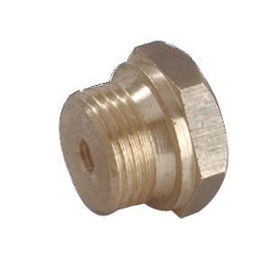 """02050TP: Plug for Bukh 3/8"""" unc"""