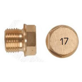 02100TP: Plug for Nanni Mercedes 16X1.5
