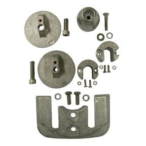 10165A Mercruiser Bravo 3 (2004+) Complete Anode Kit (2-24065A)