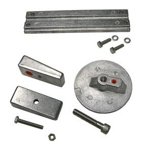 10202A Mercury Verado 4 and Optimax Complete Anode Kit (2-24002A)