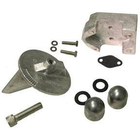 10205A Mercruiser Alpha 1 Gen I Complete Anode Kit (No Power Steering) (2-24005A)
