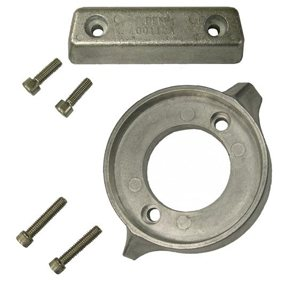 10276A Volvo Penta 290 Complete Anode Kit (2-24276A)