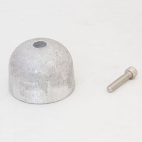 501180A Aluminium Bow Thruster Anode SP420/550HYD