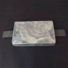 AL6wuk 2.5kg Aluminium Weld On Hull Anode