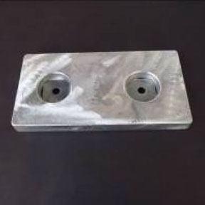 AL80buk 3.0kg Aluminium Bolt On Hull Anode