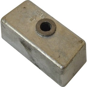 CM393023Z Zinc Bombardier/Johnson/Evinrude Midsection Block Anode