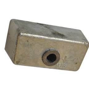CM397768Z Zinc Bombardier/Johnson/Evinrude Rear Gear Case Block Anodeg