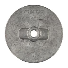 CM76214 Mercury/Mercruiser Circular Plate/Trim Tab Anode