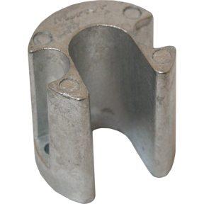 CM806190 Mercury/Mercruiser Bravo Lift-Trim Cylinder Ram Horseshoe Anode for Gen II