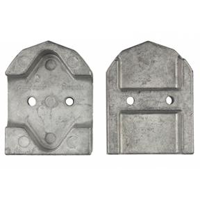 CM821631 Mercury/Mercruiser Gimbal Housing Plate Block Anode