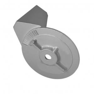 CM822157Z Zinc Mercury/Mercruiser Trim Tab Anode for 30-50 HP F25-F50