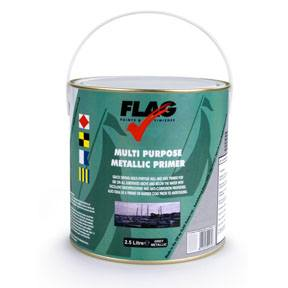 Flag Multi Purpose Metallic Primer 2.5 Litre