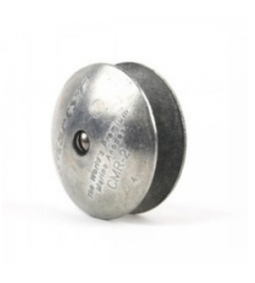 MD59 Magnesium Disc Anode (Pair) With Bolt 70mm Diameter