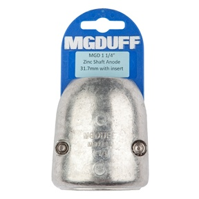 MGD114 To Suit 1 1/4″ Zinc Shaft Anode With Insert