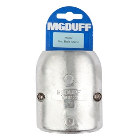 MGD2 To Suit 2″ Zinc Shaft Anode With Insert