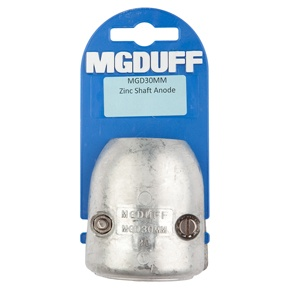 MGD30mm To Suit 30mm Diameter Zinc Shaft Anode With Insert