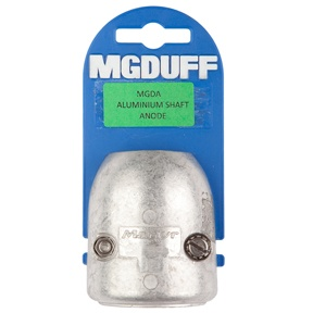 MGDA20MM/MGDA22MM Aluminium Shaft Anode with Insert