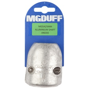 MGDA25MM To Suit Diameter 25mm Aluminium Shaft Anode with Insert