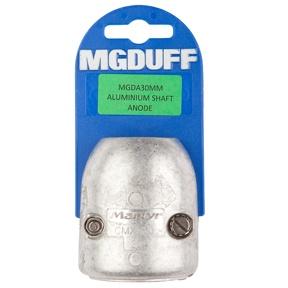 MGDA30MM To Suit Diameter 30mm Aluminium Shaft Anode with Insert