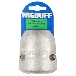 MGDA35MM To Suit Diameter 35mm Aluminium Shaft Anode with Insert