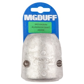 MGDA40MM To Suit Diameter 40mm Aluminium Shaft Anode with Insert