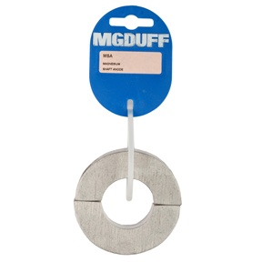 MSA1 To Suit Diameter 1″ Magnesium Shaft Collar Anode