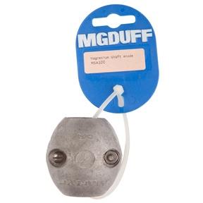 MSA100 To Suit Diameter 1″ Magnesium Shaft Anode