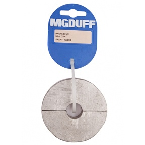 MSA34 To Suit Diameter 3/4″ Magnesium Shaft Collar Anode