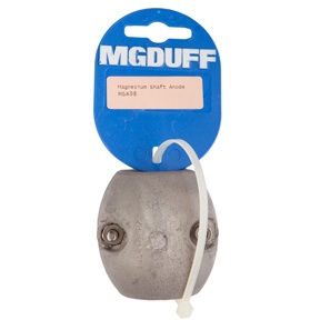 MSA98 To Suit Diameter 25mm Magnesium Shaft Anode