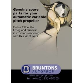 Bruntons Autoprop Spare