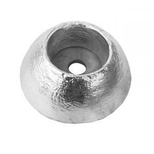 ZD51 Zinc Disc Anode 0.5kg 70mm Diameter