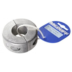 ZSC50 To Suit Shaft Diameter 50mm Zinc Shaft Collar Anode