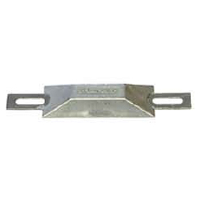 CM200Z European Style 0.2kg Zinc Bolt On Hull Anode