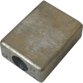 CM398331Z Zinc Bombardier/Johnson/Evinrude Midsection Block Anode