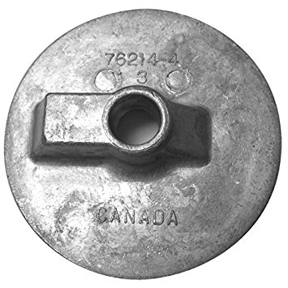 CM762144 Mercury/Mercruiser (2004+) Bravo 3 Plate Anode